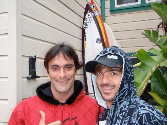 Vitor Faria e Rodrigo Koxa.