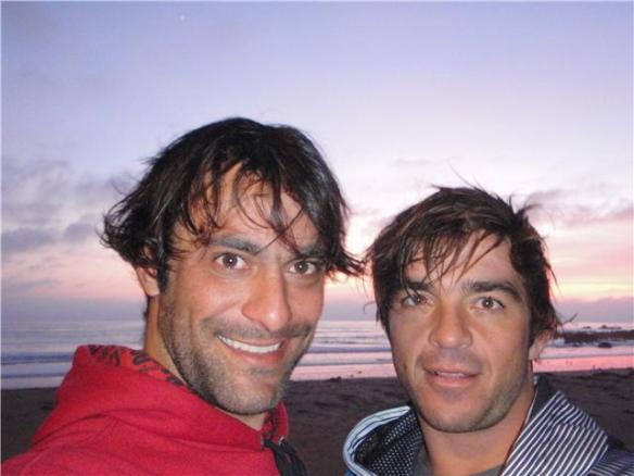 Vitor e Koxa...