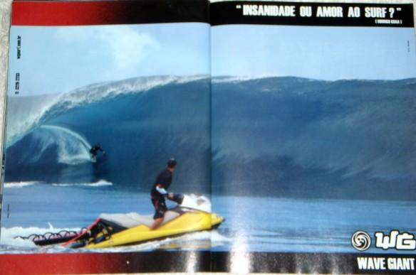 """Rodrigo Koxa """"Anúncio Wave Giant"""""""