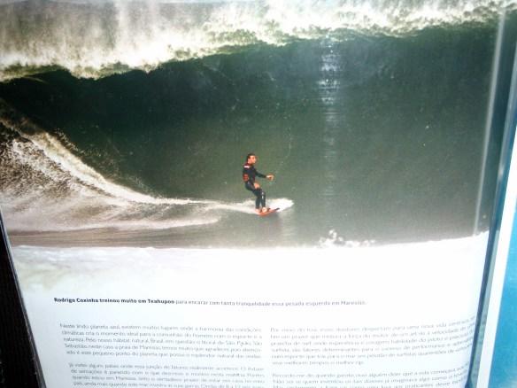 "Rodrigo Koxa ""Revista Alma Surf"" Maresias - Brasil."