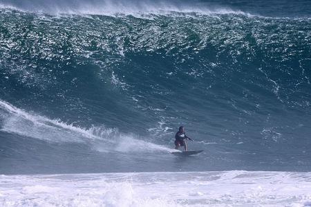 garret mcnnamara brasil. FONTE: waves.com.br Foto: