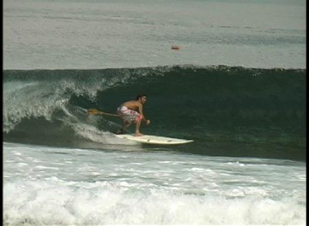 Rodrigo Koxa de SUP. Frame:Aline Cacozzi