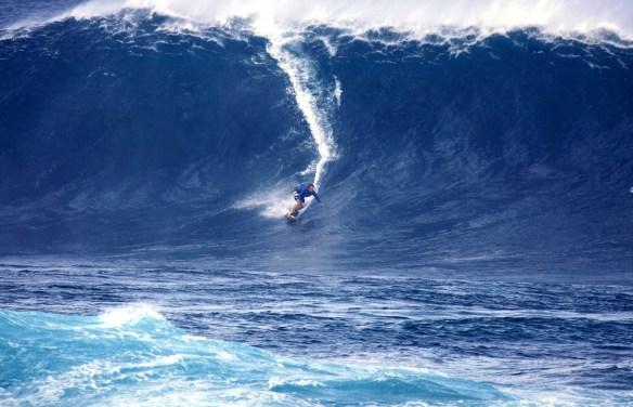 Alemão em Big swell de Rapa Nui. Foto:Akiwas
