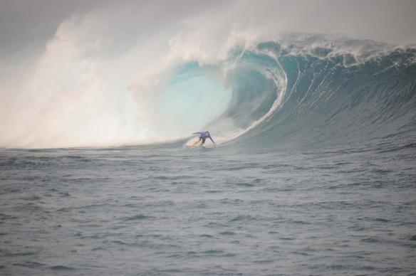 Alemão em Rapa Nui. Foto: