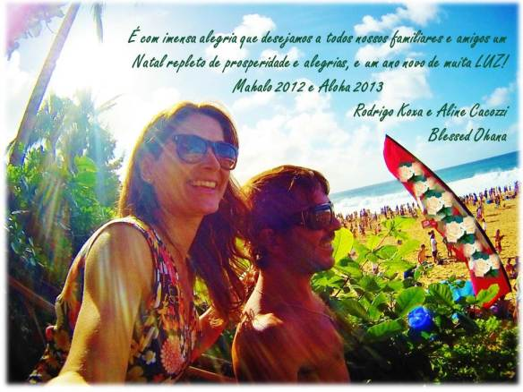 Aline Cacozzi e Rodrigo koxa GOOD VIBES in HAWAII 2012/13.. XTRAX