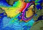 Big Swell indo para EUROPA no stormsurf.com