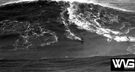 Rodrigo Koxa em anúncio WAVE GIANT. Foto Anselmo Venansi